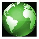 Globe gruen