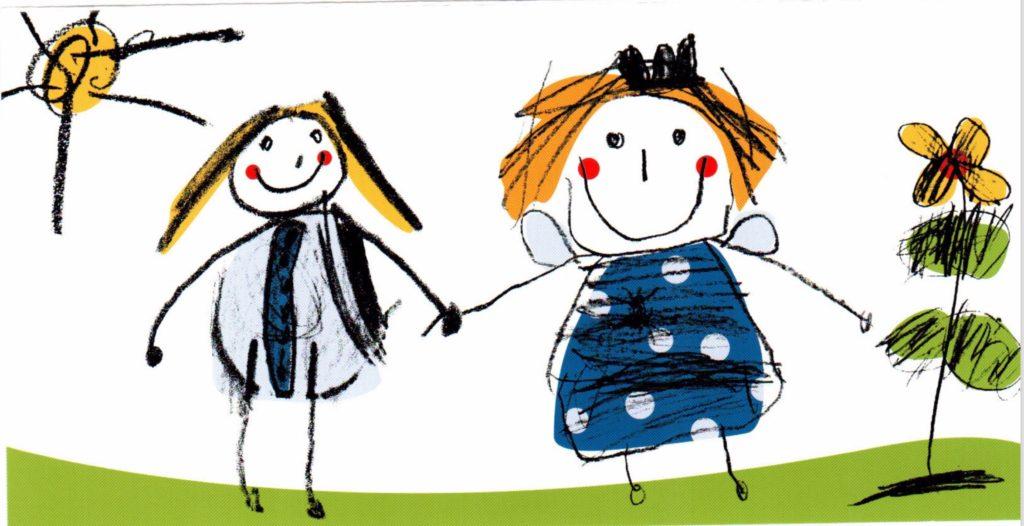 Ein Brief vom Kinderschutzbund